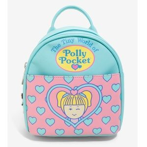 Polly Pocket Mini Backpack
